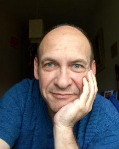 Portrait Georges Haan Fenster 2